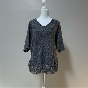 NY Collection Sweater Top